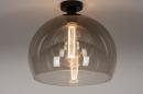 Plafondlamp 30965: sale, modern, retro, kunststof #2