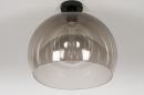 Plafondlamp 30965: sale, modern, retro, kunststof #3