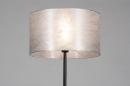 Vloerlamp 30971: landelijk, rustiek, eigentijds klassiek, stof #1