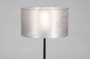 Vloerlamp 30971: landelijk, rustiek, eigentijds klassiek, stof #2