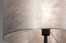 Vloerlamp 30971: landelijk, rustiek, eigentijds klassiek, stof #5