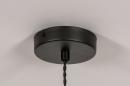 Hanglamp 30973: industrie, look, landelijk, rustiek #4