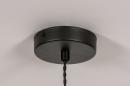 Hanglamp 30974: industrie, look, landelijk, rustiek #4
