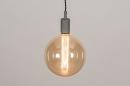 Hanglamp 30979: industrie, look, modern, glas #1