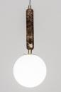 Hanglamp 30985: design, landelijk, rustiek, modern #1