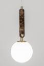 Hanglamp 30985: design, landelijk, rustiek, modern #2
