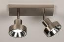 Spot 30988: modern, staal rvs, metaal, staalgrijs #4