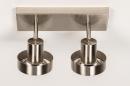 Spot 30988: modern, staal rvs, metaal, staalgrijs #6