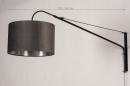 Wandlamp 30994: landelijk, rustiek, modern, klassiek #1