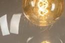 Wandlamp 30995: modern, retro, eigentijds klassiek, glas #12