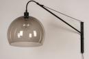 Wandlamp 30995: modern, retro, eigentijds klassiek, glas #4