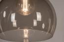 Wandlamp 30995: modern, retro, eigentijds klassiek, glas #6