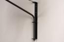 Wandlamp 30995: modern, retro, eigentijds klassiek, glas #9