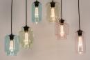 Hanglamp 30998: sale, landelijk, rustiek, modern #7