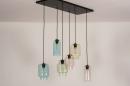 Hanglamp 30998: sale, landelijk, rustiek, modern #8