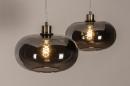 Hanglamp 31007: modern, retro, eigentijds klassiek, art deco #5