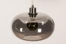 Hanglamp 31007: modern, retro, eigentijds klassiek, art deco #9