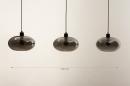 Hanglamp 31008: modern, retro, eigentijds klassiek, art deco #1