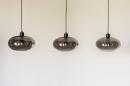 Hanglamp 31008: modern, retro, eigentijds klassiek, art deco #13