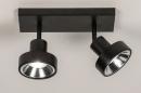 Spot 31016: modern, metaal, zwart, langwerpig #4