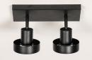 Spot 31016: modern, metaal, zwart, langwerpig #6