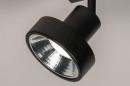 Spot 31016: modern, metaal, zwart, langwerpig #8