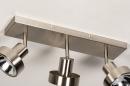 Spot 31018: modern, staal rvs, metaal, staalgrijs #10