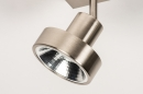 Spot 31018: modern, staal rvs, metaal, staalgrijs #7