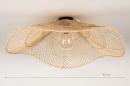 Plafondlamp 31021: landelijk, rustiek, modern, retro #1