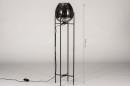 Vloerlamp 31023: landelijk, rustiek, modern, eigentijds klassiek #1
