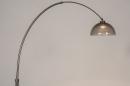 Vloerlamp 31026: modern, retro, staal rvs, kunststof #2