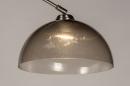 Vloerlamp 31026: modern, retro, staal rvs, kunststof #5