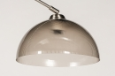 Vloerlamp 31026: modern, retro, staal rvs, kunststof #6