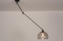 Hanglamp 31027: modern, retro, eigentijds klassiek, glas #3