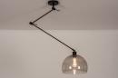 Hanglamp 31027: modern, retro, eigentijds klassiek, glas #4