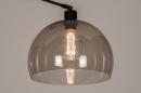 Hanglamp 31027: modern, retro, eigentijds klassiek, glas #9