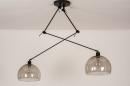 Hanglamp 31028: modern, retro, eigentijds klassiek, glas #6