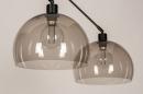 Hanglamp 31028: modern, retro, eigentijds klassiek, glas #9