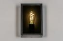 Buitenlamp 31032: landelijk, rustiek, modern, klassiek #3
