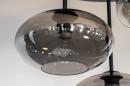Plafondlamp 31039: modern, retro, eigentijds klassiek, glas #10