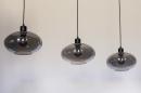 Hanglamp 31041: modern, retro, eigentijds klassiek, glas #13