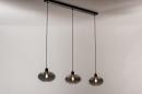 Hanglamp 31041: modern, retro, eigentijds klassiek, glas #15