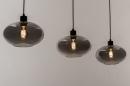 Hanglamp 31041: modern, retro, eigentijds klassiek, glas #3