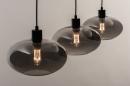 Hanglamp 31041: modern, retro, eigentijds klassiek, glas #5