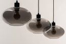 Hanglamp 31041: modern, retro, eigentijds klassiek, glas #7