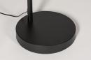 Vloerlamp 31043: modern, retro, metaal, zwart #15