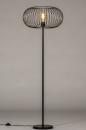 Vloerlamp 31047: industrie, look, modern, metaal #2