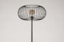 Vloerlamp 31047: industrie, look, modern, metaal #6