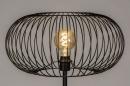Vloerlamp 31047: industrie, look, modern, metaal #7