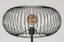 Vloerlamp 31047: industrie, look, modern, metaal #8
